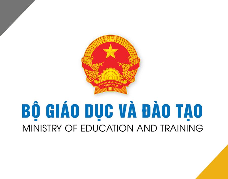 Chương trình học của Bộ giáo dục & Đào tạo Việt Nam